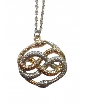Auryn Snakes Necklace