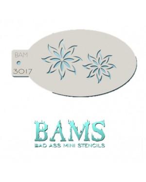 Daisies Bad Ass Mini Stencil