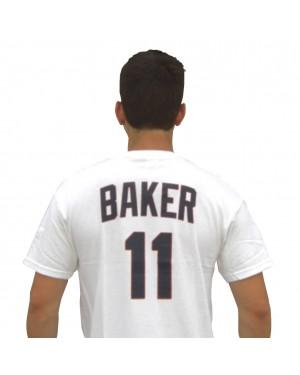 Rube Baker #11 Jersey T-Shirt