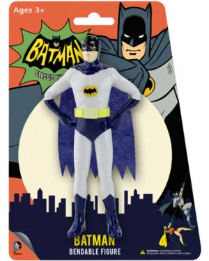 Batman Bendable Figure 1966 TV Show