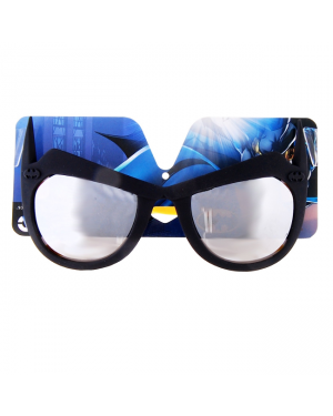Batman Points Sun-Staches Mirror Lens