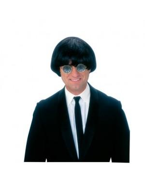 Yeah! Yeah! Yeah! Mop Top Wig