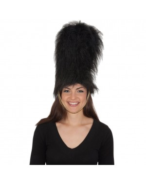Beefeater Hat With Chin Strap