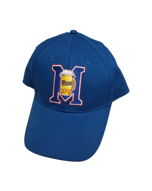 Milwaukee Beers Blue Baseball Cap