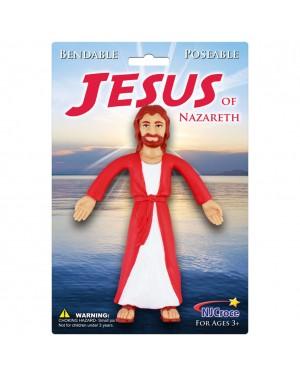 Jesus Of Nazareth Bendable Figure