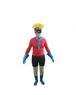 Barnacle Boy Costume