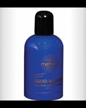 Liquid Makeup Blue 4.5oz.