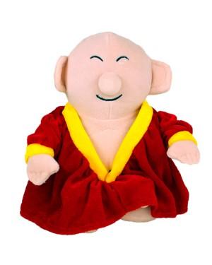 Buddha Little Thinker Plush Doll