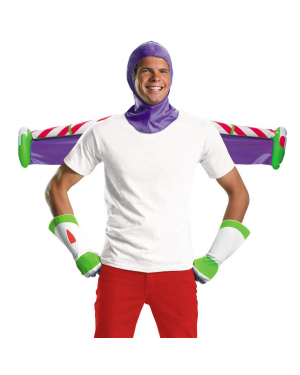 Buzz Lightyear Toy Story Adult Costume Kit