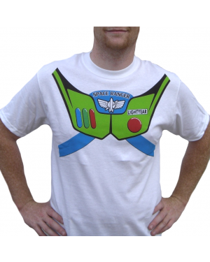 Buzz Lightyear T-Shirt Costume
