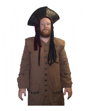 Captain Jack Sparrow Coat