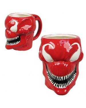 Marvel Carnage Molded Coffee Mug