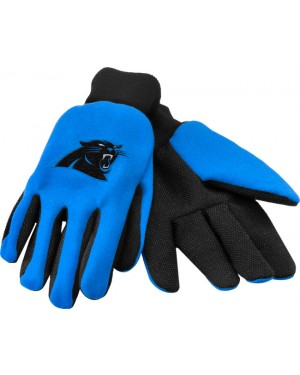 Carolina Panthers Work Gloves