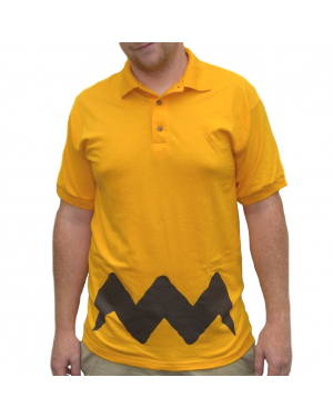 Charlie Brown Polo T-Shirt