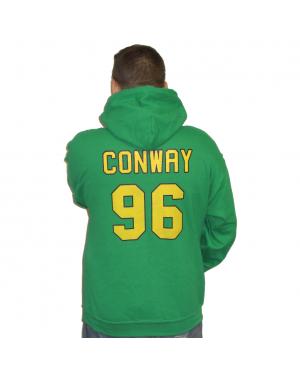 Charlie Conway #96 Ducks Jersey Hoodie
