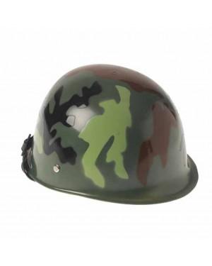 Child Camouflage Army Helmet