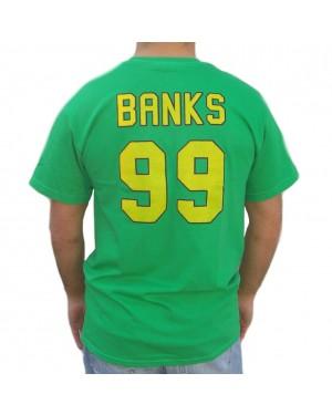 Adam Banks #99 Ducks Jersey T-Shirt