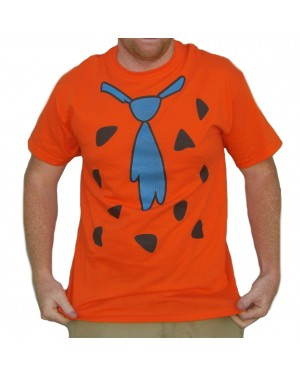 Fred Flintstone T-Shirt Costume