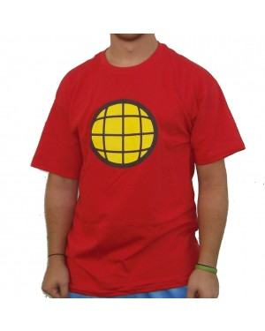 Captain Planet Logo T-Shirt Costume