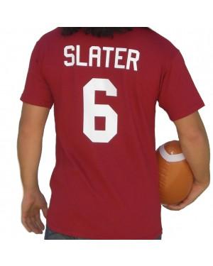 A.C. Slater #6 Bayside Football Jersey T-Shirt