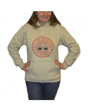 Rockford Peaches Logo Hoodie