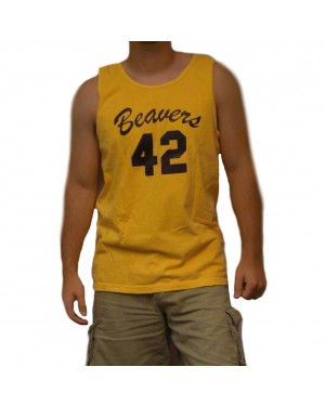 Scott Howard #42 Beavers Jersey Tank Top