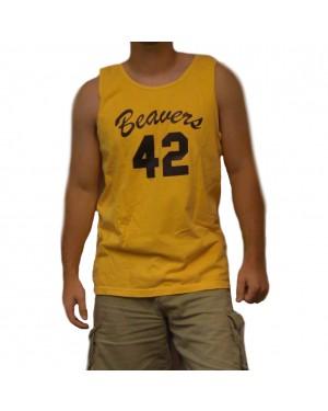 Scott Howard #42 Beavers Basketball Jersey Tank Top