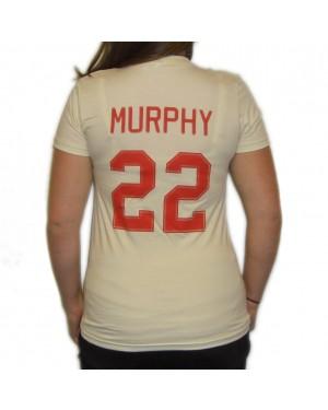 Doris Murphy #22 Rockford Peaches Jersey T-Shirt