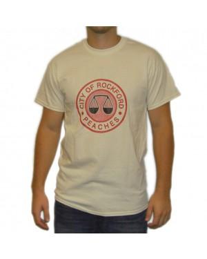 Rockford Peaches Logo Jersey T-Shirt