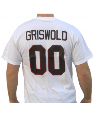 Clark Griswold #00 Jersey T-Shirt