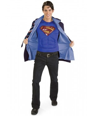 Clark Kent/Superman Adult Costume