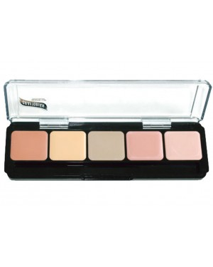 Corrector Light HD Glamour Creme Correction and Contour Palette