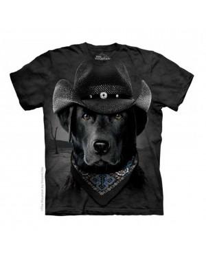 Cowboy Lab Adult T-shirt