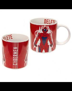 Doctor Who Cyberman Coffee Mug