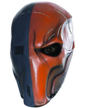 Deathstroke Adult Vinyl Mask