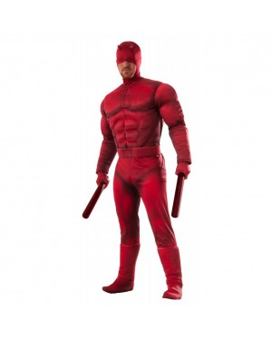 Deluxe Daredevil Costume - Adult STD