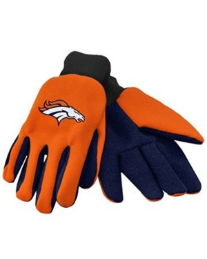 Denver Broncos Work Gloves