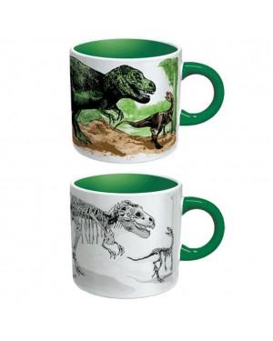 Disappearing Dinosaurs Heat Changing Mug