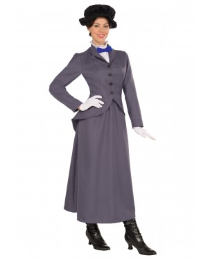 English Nanny Costume