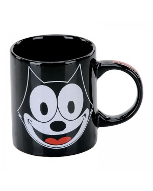 Felix the Cat Face Coffee Mug
