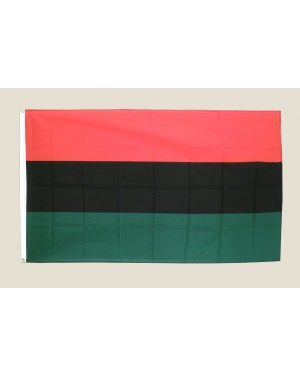 African American 3' x 5' Flag