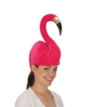 Sitting Flamingo Hat