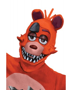 Five Nights At Freddy's Foxy 3/4 Mask Adult