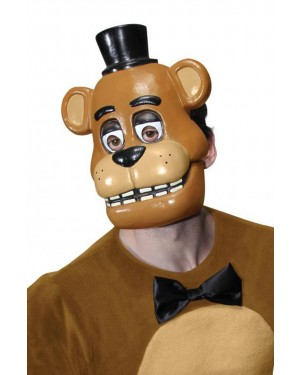 Five Nights At Freddy's 1/2 Mask Adult