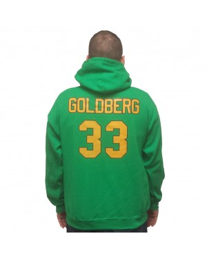 Greg Goldberg #33 Ducks Jersey Hoodie