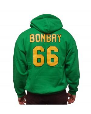 Gordon Bombay #66 Ducks Jersey Hoodie