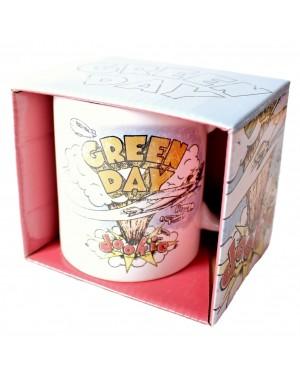 Green Day Dookie Coffee Mug