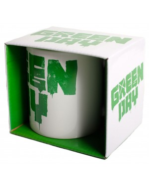 Green Day Logo Coffee Mug