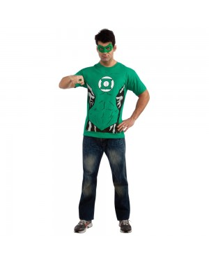 Green Lantern T-Shirt Costume Kit