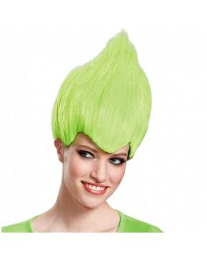 Green Wacky Wig - Adult
